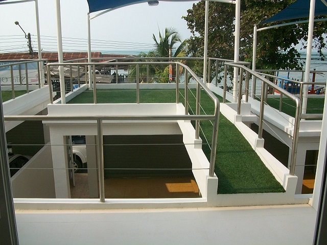 Hard to find beach front homes now on the Pattaya Coast Line