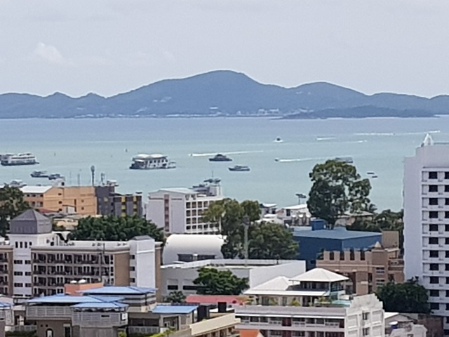 Pattaya condo sea views
