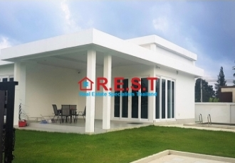 Na Jomtien Modern new house for quick  sale,