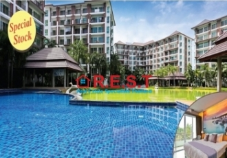 Bangsaray condominiums for sale 790,000 THB