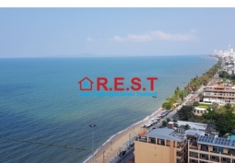 Jomtien 4 bedroom beach front condo for rent,