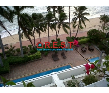 Naklua beach front Condo For Rent N/A