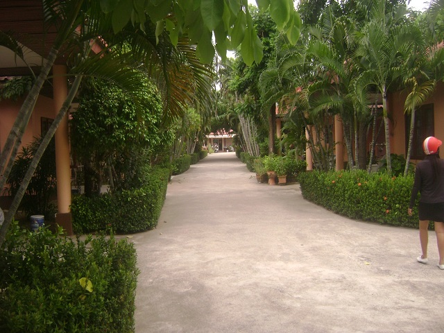 House for rent 1 bedroom on a Jomtien resort project