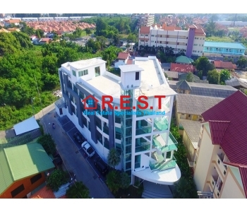 Luxury south Pattaya Hotel for sale