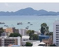 CS1598, Central Pattaya with ocean views
