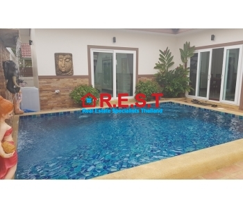 Pattaya house for sale private pool