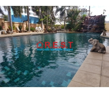 Jomtien beach condo rent N/A