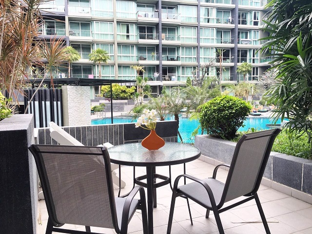 Apus Pattaya condo rental,