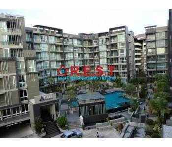Apus Central Pattaya condo for sale
