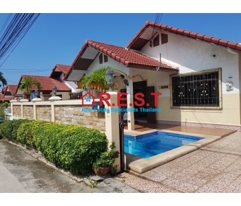 3 Bed Pattaya house