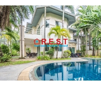 Modern Pattaya house for sale