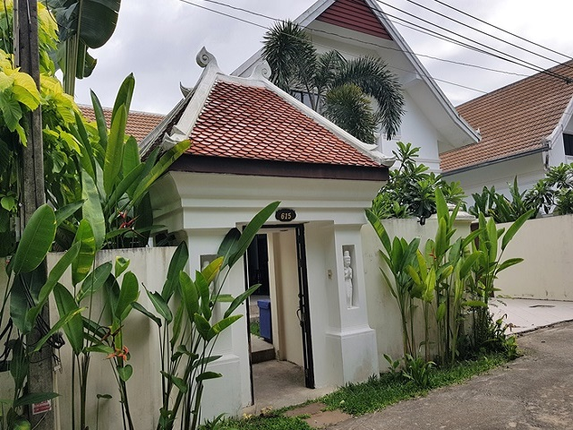 Pattaya Na Jomtien 4 bed house
