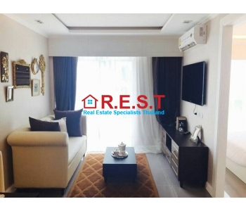 Pattaya Jomtien 1 bed Condo sale