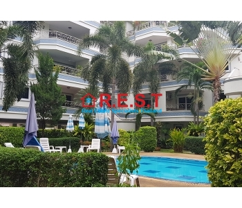 Pratamnak Pattaya 1 bedroom condo for sale