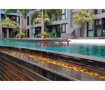 Jomtien Pattaya 1 bed condominium  rental N/A