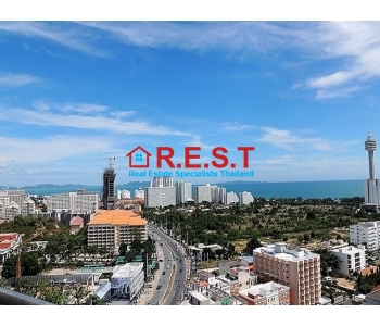 Pattaya property 2 bedroom condo rental