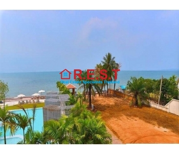 Thailand Pattaya Beach front 4 bedroom house sale