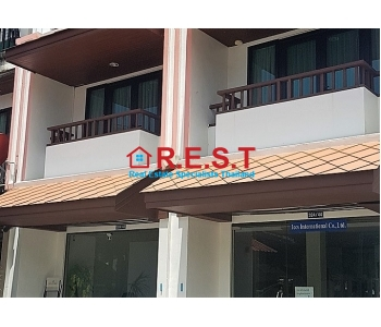 Jomtien Furnished office space for rent