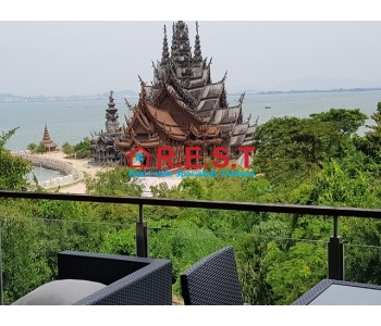 The Sanctuary condo Pattaya Rental,