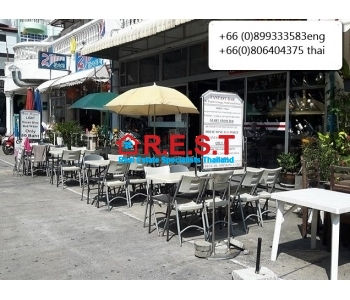 Jomtien commercial building  for sale,