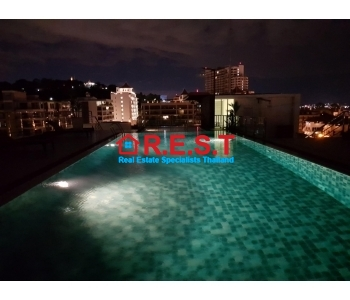 Pattaya Pratamnak condo for rent,