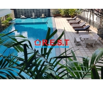 Central Pattaya condo for rent,