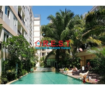 Jomtien Park lane condominium for sale,