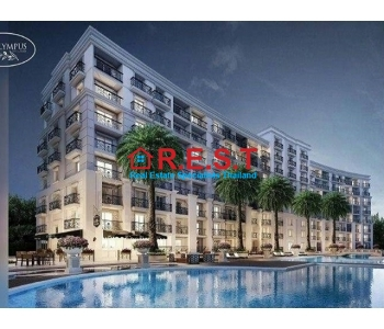 Olympus New Central Pattaya condo for sale,