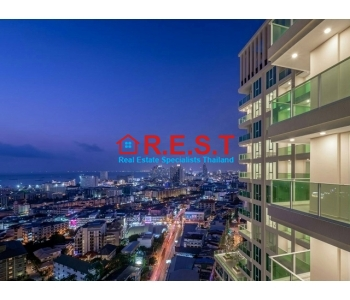 City Garden Tower 1 bed condo for sale,