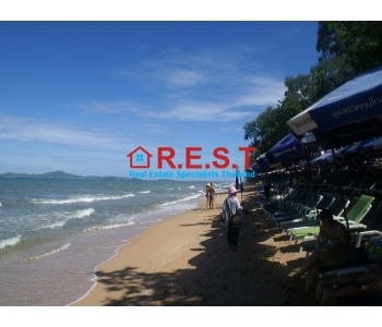 Jomtien View Talay 5 Beach front condo rent N/A