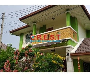 Pattaya 4 bed house + maids quarters
