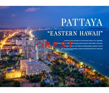 New Jomtien Pattaya High rise condominium
