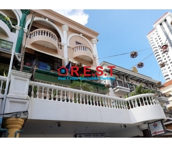 Jomtien apartment buisness for sale,