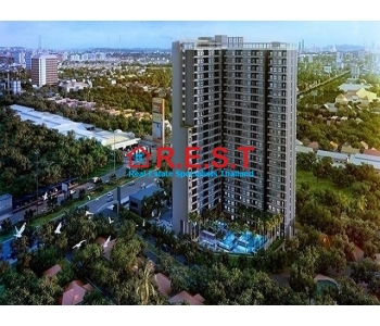 The TRUST  Pattaya condominium sale