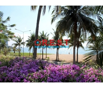 Pattaya Beach front Condo For Sale