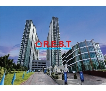 The Grand Jomtien High rise Condo,