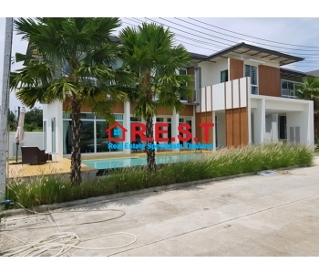 Huay Yai new 3 bed  house sale