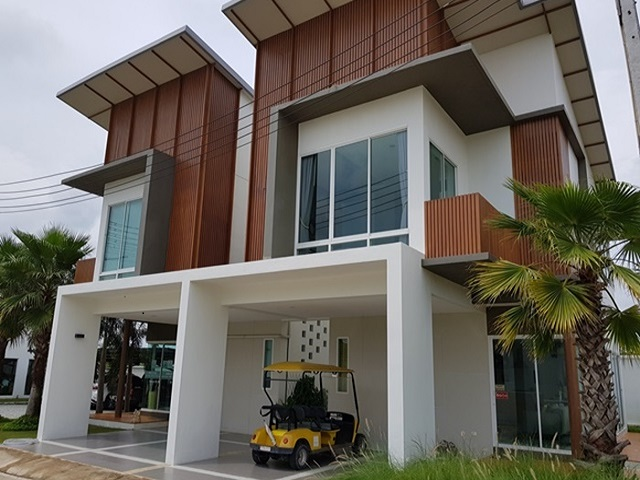 New Huay Yai House project