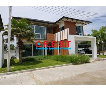 Buy New Huay Yai 3 bed House Pattaya