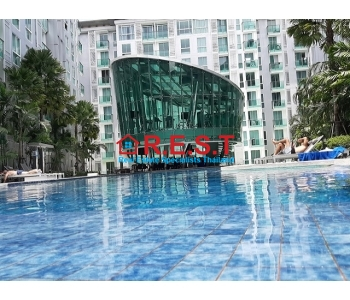 Pattaya Studio condominium  rental,