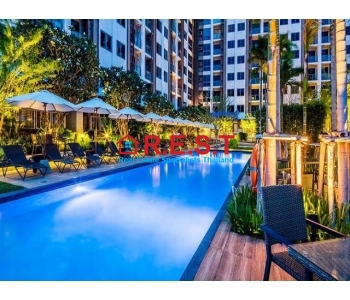 South Pattaya The Unixx Condo For Rent