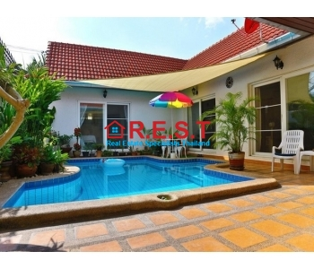 Pattaya House for sale, Private pool,