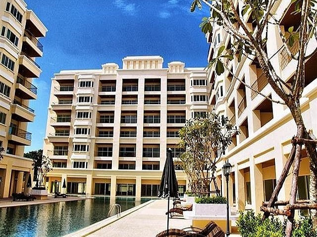 Jomtien beach condominium,