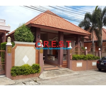 Pattaya 4 bedroom House For Sale,