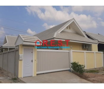 Pattaya Siam Country club 3 bedroom house sale,