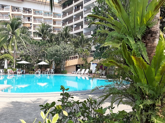 2 bedroom Jomtien condos,