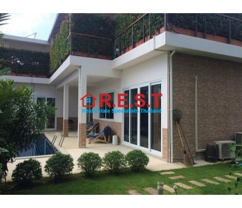 Pattaya Silver lake 5 bedroom  house sale,