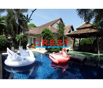 Jomtien 4 bedroom house sale reduced,