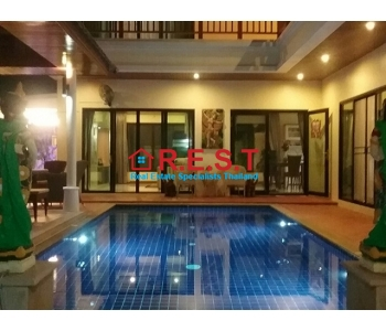 Pattaya Bangsaray beach house sale