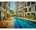 CR1831, Pratamnak hill Condo rent,City garden 1 bed,